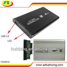 2.5-дюймовый внешний жесткий диск SATA или футляр для жесткого диска USB 3.0