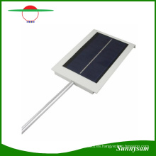 18 LED Sensor de movimiento de la energía solar Lámpara de luz solar de jardín Seguridad Iluminación exterior Luz solar de jardín LED Luz solar Al aire libre