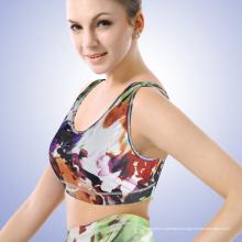2014 женщины спортивный бюстгальтер для фитнеса и тренировок