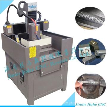 Preço do competidor da nova concepção para a exportação de metal do cnc fresadora pequena 4040