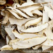 Vendas quentes secas fatias de cogumelo Shiitake 1kgs em embalagem a vácuo