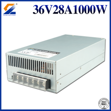 36V 1000W Constant Voltage Single Output Converter