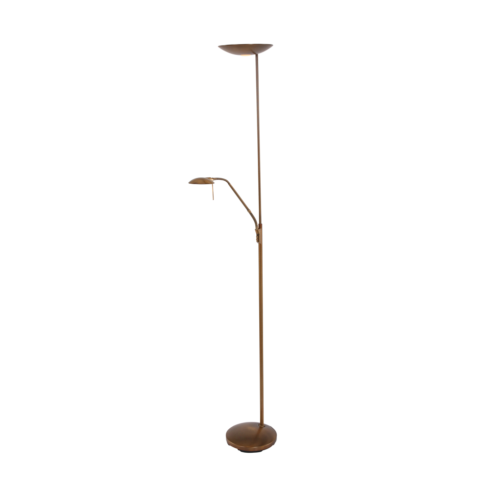 Brushed LED Floor Lamp