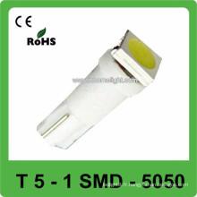 DC12V 2SMD 5050 10LM T5WG Lampe de rechange pour voiture Tableau de bord