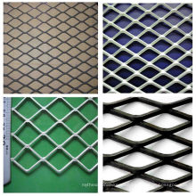 Electric Galvanized Expanded Metal Mesh