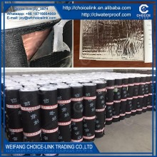 roof material SBS modified bitumen waterproof sheet