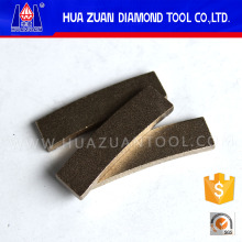 300mm Fast Cutting Fan Shape Diamond Segment for Marble Stone