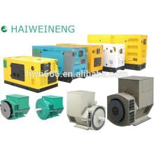 Pequeño generador silencioso de potencia diesel por motor diesel Yuchai de 20kw (generador de China)