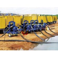 Pompe de drainage des eaux usées lourd