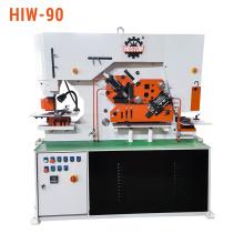 Hoston HIW-90 (Q35Y)Hydraulic Ironworker Machine