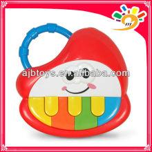 Kinder Karikatur Strawberry Klavier Musikinstrument Set Spielzeug zum Verkauf