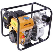 CE certificate 1.5 inch gasoline water pump (WH15CX)