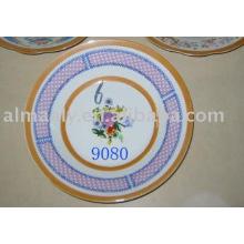 Cuenco de cerámica cuenco de porcelana