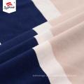 Tela popular feito-à-medida do Spandex do vestido de rayon do poliéster
