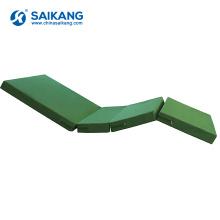 Almofadas de colchão do hospital da esponja do conforto SKP003 da cama