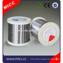 fio de liga de aquecimento elétrico de níquel níquel