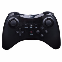 Wireless Classic Pro Controller Gamepad with USB Cable For Nintendo WiiU for wii u