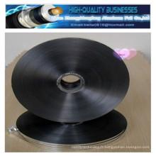 Bouclier unilatéral Composé Alu / Pet Mylar Tape pour isolation des câbles