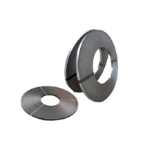 banding steel blue black painted packing with high tensile strength bundle metal strip for various pallet straps