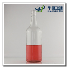 Manufacturer Supply 1125ml Big Volume Empty Glass Wine Bottle
