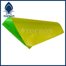 Hot Selling Leno Transparent PE Tarpaulin