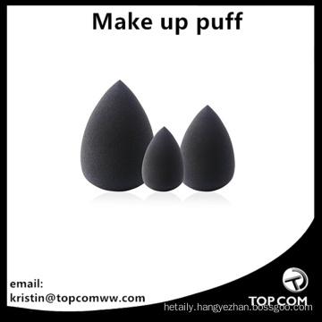 3 in 1 mini black blender make up sponges egg shaped