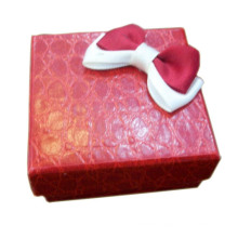 Butterfly Crocodile Paper Ring Box Wholesale (BX-CDB-R1)