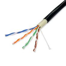 Atacado 1000ft Comunicação UTP Cat5e cabo ao ar livre