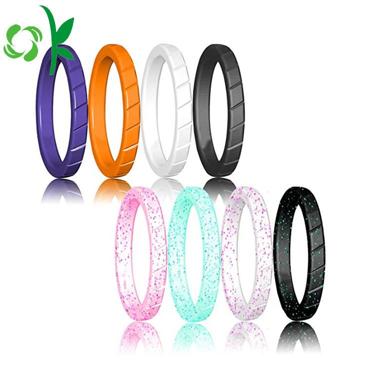 Silicone Women Ring