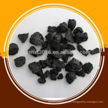 material de purificación de agua industrial, agente de material de filtro de coque, medios de filtro negro de coque