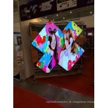 Unregelmäßige Videowand LED-Bildschirm 46 47 55inch