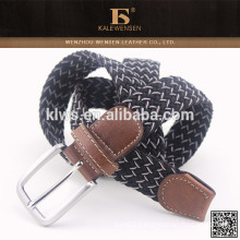 China company best selling lowest cost knit high fashion belts men