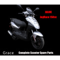 Jiajue Grace150 Scooter Teile komplette Scooter Teile