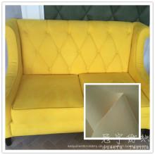 Heimtextilien aus Polyester Wildleder Stoff Sofa