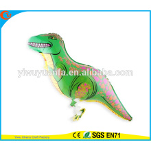 Fashionanle Walking Pet Balloon Toy Foil Balloon Dinosaur para presentes de Christms
