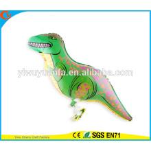 Fashionanle прогулки Pet воздушный шар игрушки воздушный шар фольги динозавров для Christms подарков