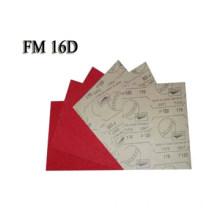 Dry Abrasive Paper (FM 16D)
