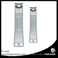 Coupe-ongles manucure Logo personnalisé / nail clipper