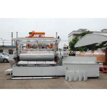 Machine de fabrication de films à teneur élevée en LLDPE à base de LLDPE non toxique en Chine