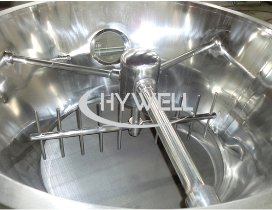 High Efficiency Fluidized Dryer