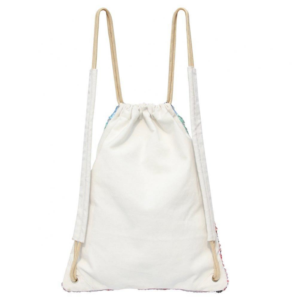 Unicorn Sequin Drawstring Bag 2