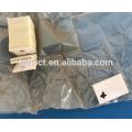 Piezo placa de cerámica tipo PZT-5H transductor ultrasónico piezoeléctrico de cristal utilizado para bisturí médico