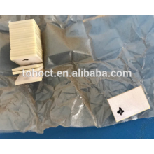 Tipo piezélico cerâmico piezoeléctrico de placa piezoelétrico da placa cerâmica de cristal usado para o bisturi médico