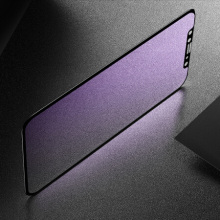 Anti Blue Light Tempered Glass voor iPhone X
