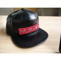 Venda Por Atacado Mens bordado Flat Bill Hip Hop Caps (ACEK0038)
