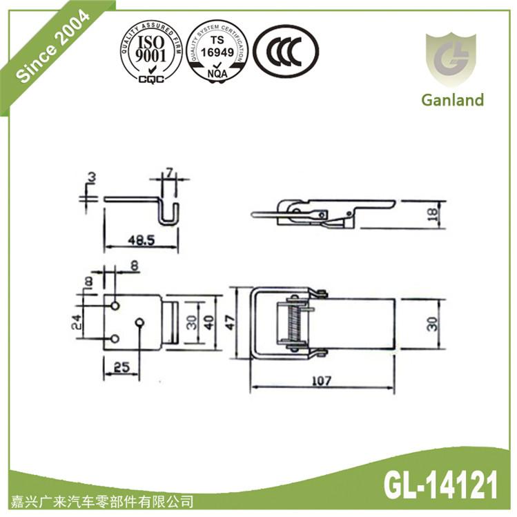 Gl 14121z6