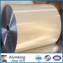 White Lacquer Aluminum Coil for Whiteboard