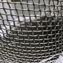 304 gewebter Edelstahl-Crimp-Drahtgitter