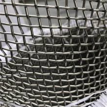 304 Woven Stainless Steel Crimped Wire Mesh