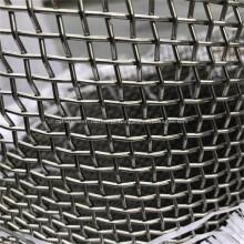 304 tecido de arame frisado de aço inoxidável tecido